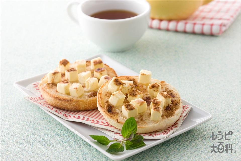 クリームチーズマフィン(マフィンパン+クリームチーズを使ったレシピ)