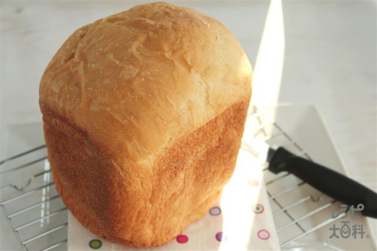 ホームベーカリーで作る「コンソメ」食パン