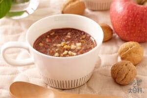 りんごココア(りんご+牛乳を使ったレシピ)
