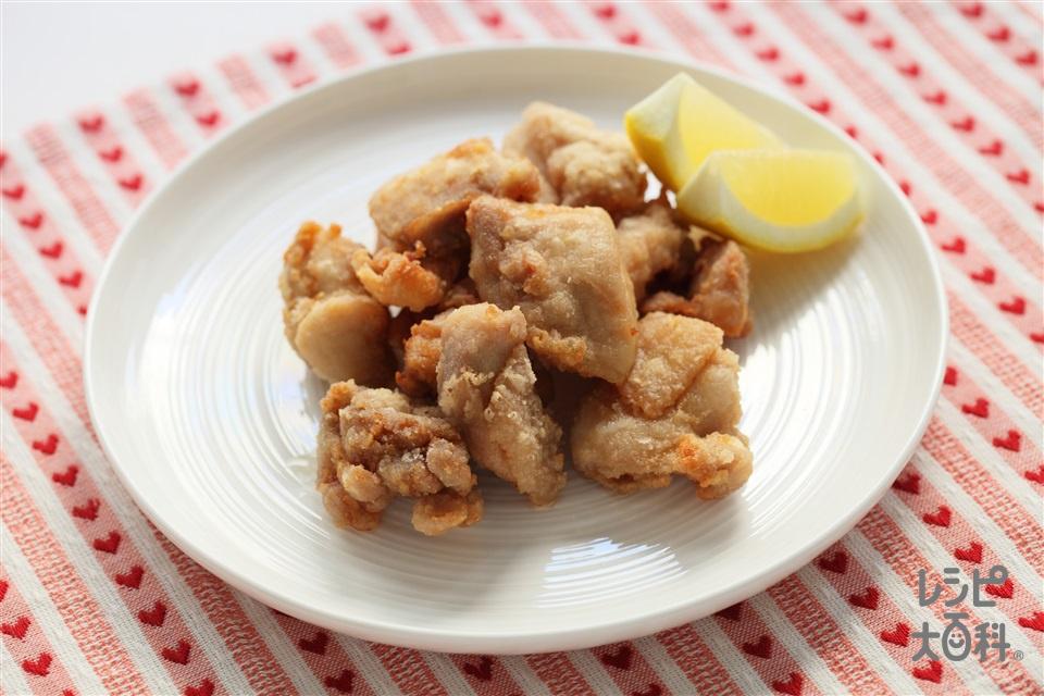 鶏のから揚げ(鶏もも肉+「Cook Do 香味ペースト」を使ったレシピ)