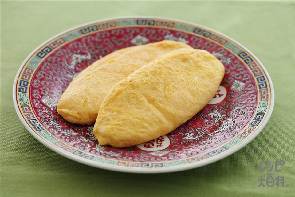 プレーンオムレツ(卵+を使ったレシピ)