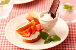 ミルククリームサンドイッチ