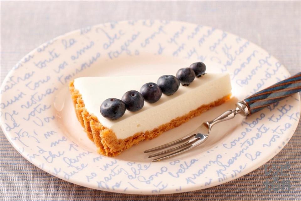 タルトフロマージュ(クリームチーズ+生クリームを使ったレシピ)