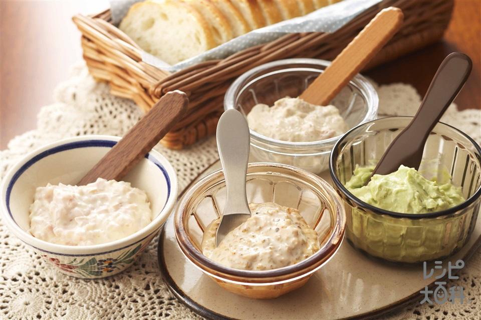 バゲット&パテ(フランスパン+アボカドを使ったレシピ)