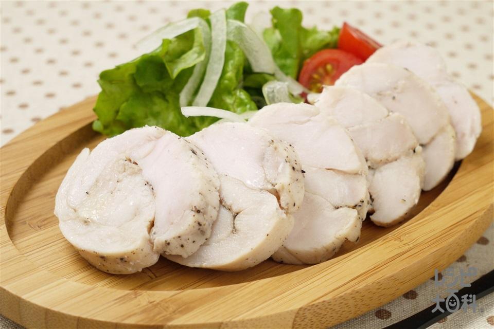 とりハム(鶏むね肉+砂糖を使ったレシピ)