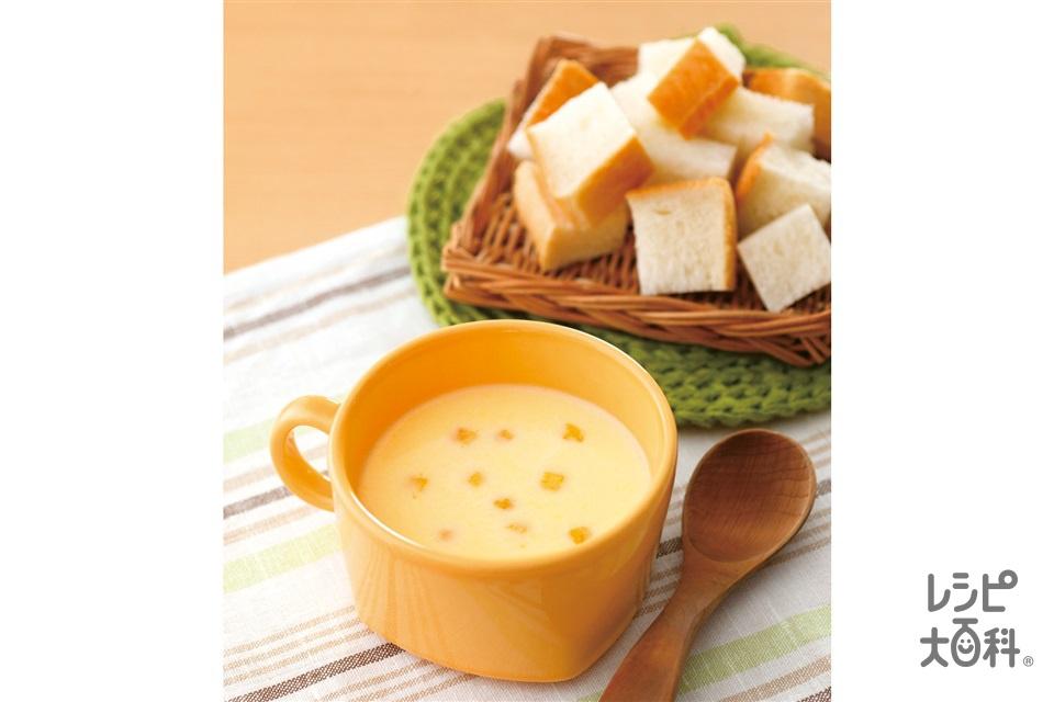 ミルパン(牛乳+食パン6枚切りを使ったレシピ)