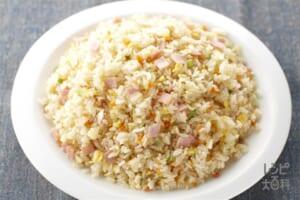 チャーハン(ご飯+卵を使ったレシピ)
