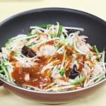 豚肉ともやしの香味炒めの作り方_3_1