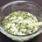 めかぶと豆腐のさっぱり和えの作り方_2_1