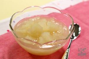 梨の食べジャム
