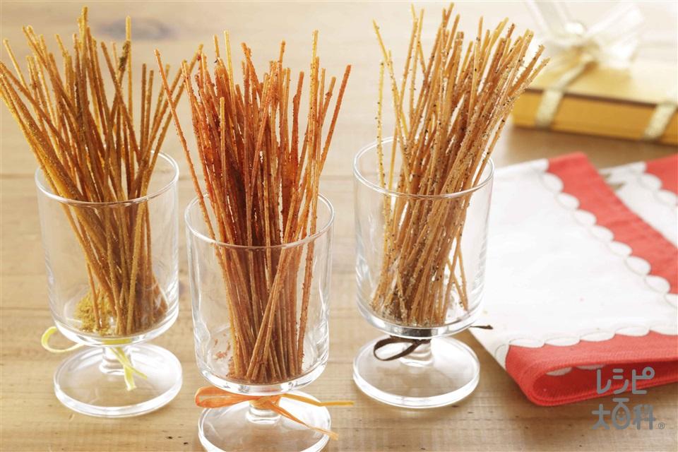 フライドパスタ (スパゲッティを使ったレシピ)