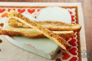 チーズ&ブラックペッパースティックパイ