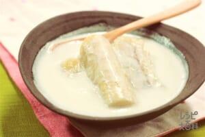 バナナのココナッツミルク煮