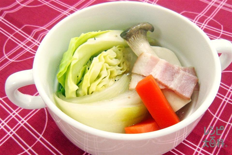 ポトフ(玉ねぎ+にんじんを使ったレシピ)