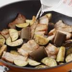 豚肉となすの炒めカレーの作り方_2_0