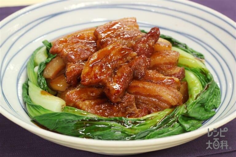 豚の角煮~中華風~