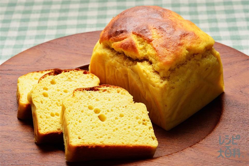 大豆粉パン(大豆粉+牛乳を使ったレシピ)