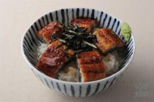 うな茶(ご飯+うなぎのかば焼きを使ったレシピ)