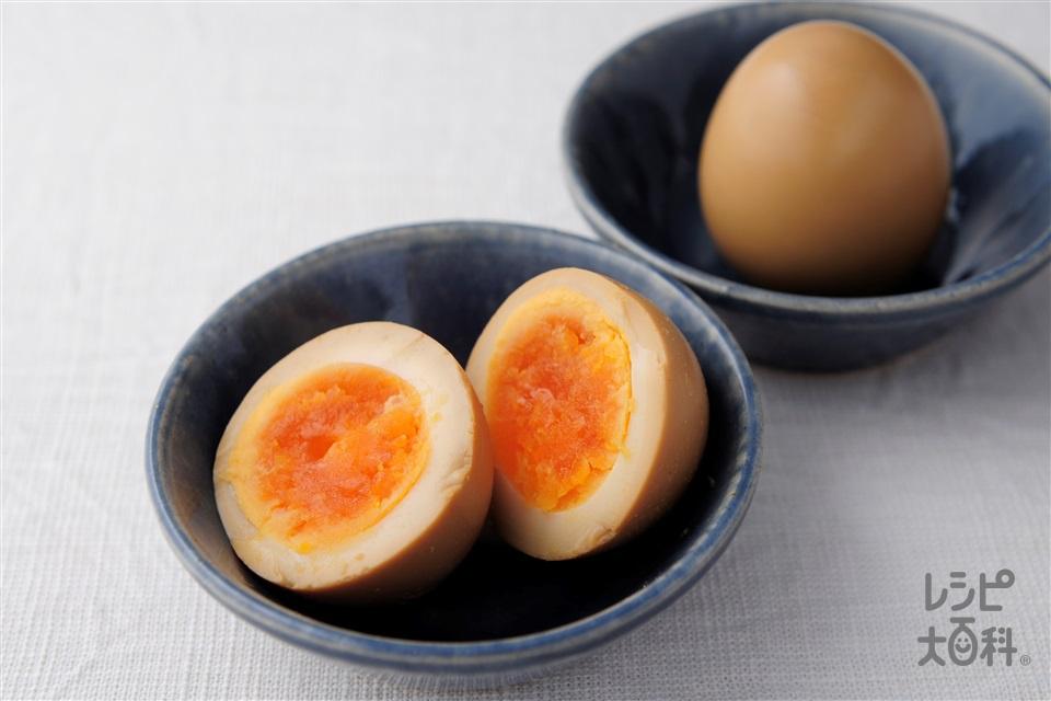 味つけ卵(ゆで卵を使ったレシピ)