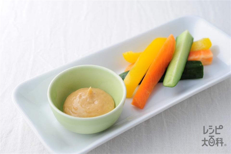 野菜スティック(にんじん+きゅうりを使ったレシピ)