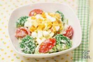 春キャベツとチーズのマヨサラダ