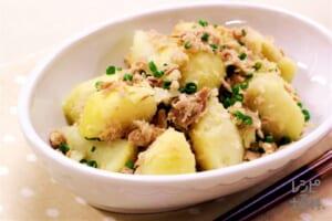 中華風ツナポテトサラダ