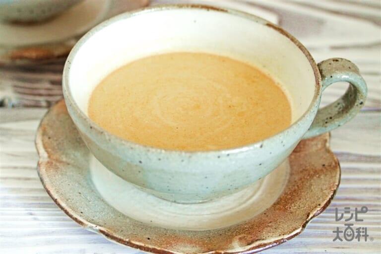 カレーをナイスリメイク!カレーミルクスープ