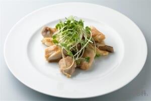 鶏肉と野菜の白ワイン煮