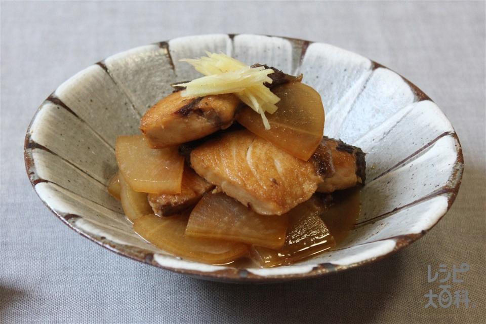 スピードぶり大根(ぶり+大根を使ったレシピ)