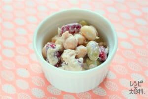 ミックス豆とツナのサラダ