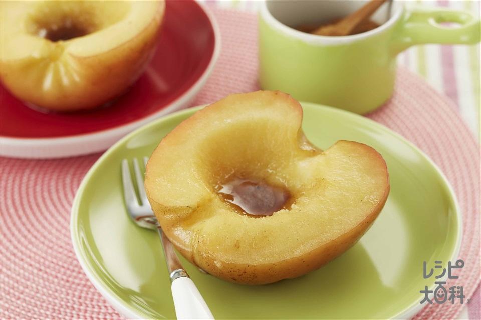 焼きりんご(りんごを使ったレシピ)