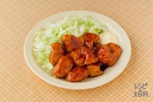 鶏胸肉のうま酢煮