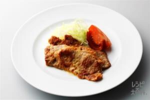 豚のマヨ生姜焼き