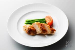 鶏のオイスターソース焼き