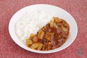 白菜カレー