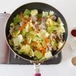 豚肉とキャベツの簡単和風炒めの作り方_1_1