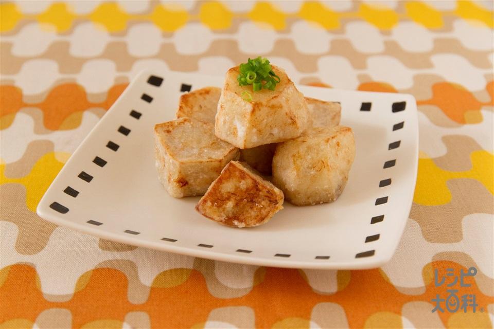 里芋の唐揚げ(里いも+A水を使ったレシピ)