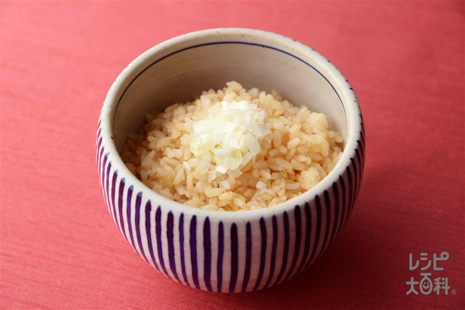 あえるだけ!味つけご飯(ハオ飯(醤油))