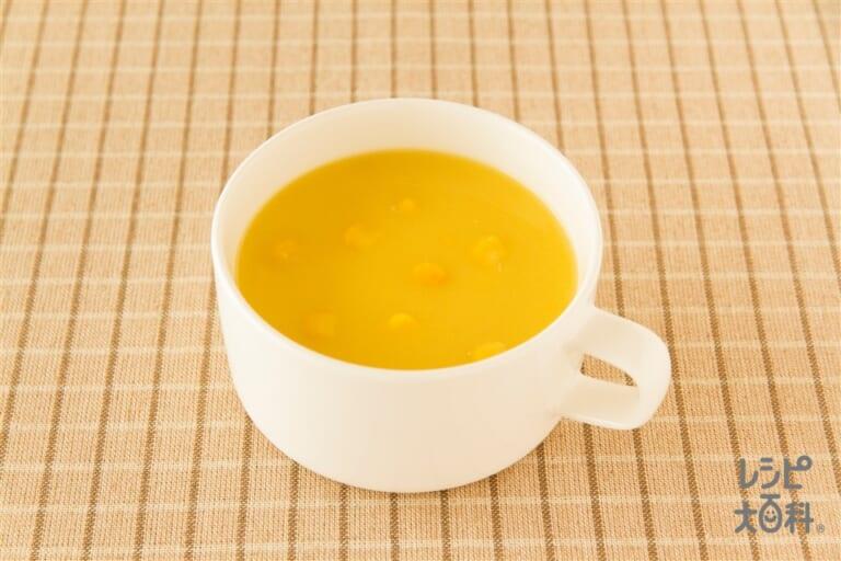 「クノール スープ」コーンクリーム