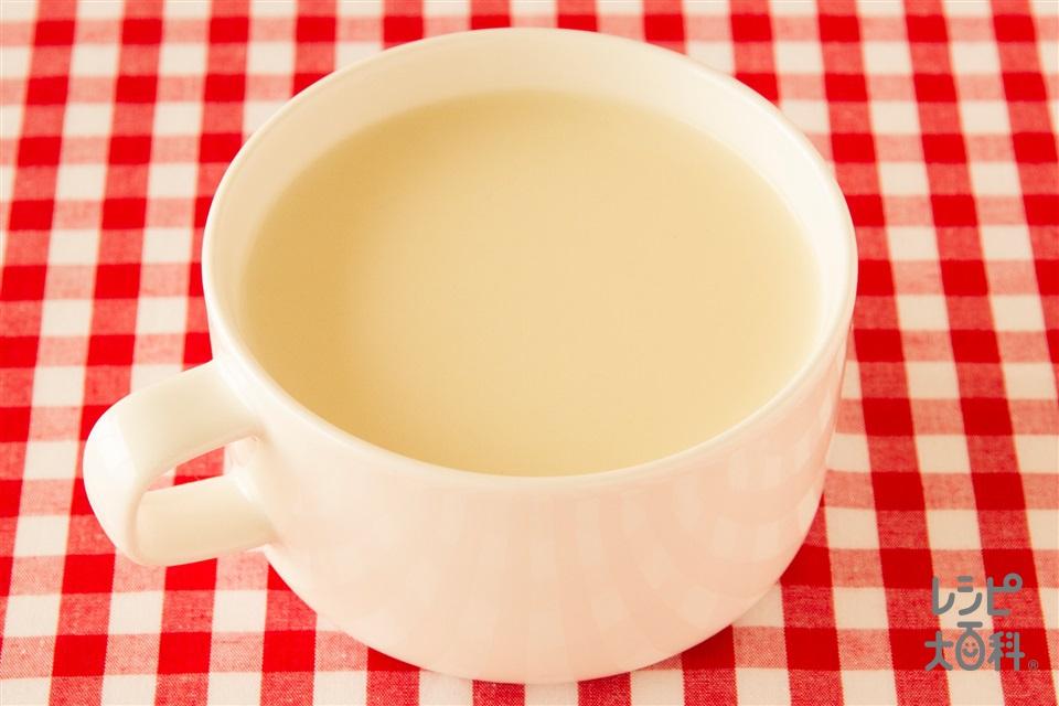 「クノール スープ」ポタージュ(A「クノール スープ」ポタージュ+A水を使ったレシピ)