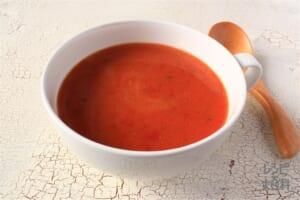 「クノール カップスープ」完熟トマトまるごと1個分使ったポタージュ