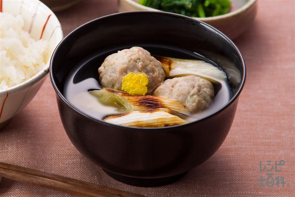 これぞ江戸っ子の味!旬の甘みたっぷり「ねぎま汁」(まぐろ+長ねぎを使ったレシピ)