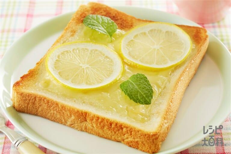 パルパントースト(チーズレモン)