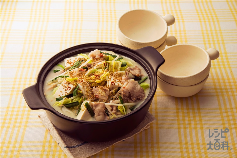 豚バラキャベツ煮(豚バラ薄切り肉+キャベツを使ったレシピ)