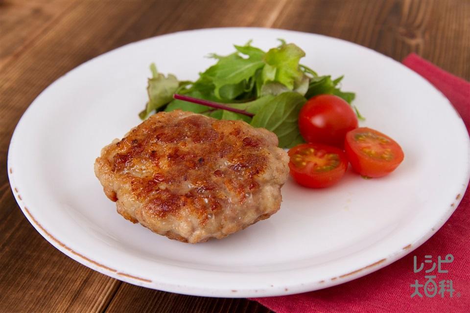 豚こまステーキ(豚こま切れ肉+片栗粉を使ったレシピ)