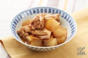 鶏肉と大根の煮物