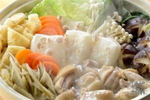 うま塩ちゃんこ力鍋(鶏もも肉+白菜を使ったレシピ)