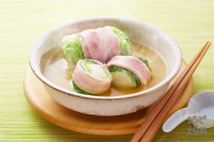 もっちり和風ロール白菜