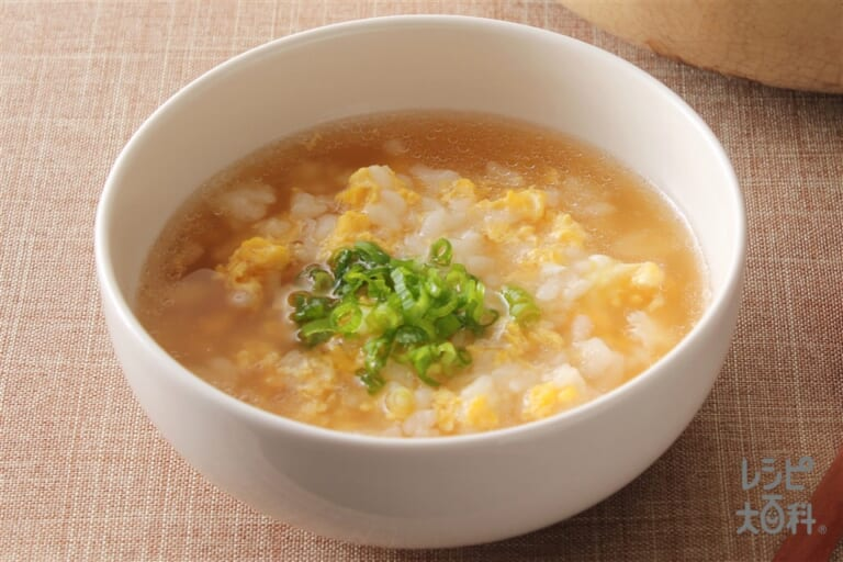 シメ雑炊(2人分)