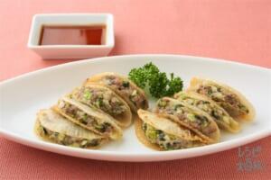 大根餃子(大根+豚ひき肉を使ったレシピ)